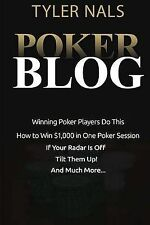 NEW Poker Blog by Tyler Nals