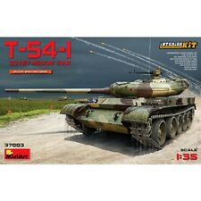 Miniart #37003 1/35 T-54-1 Soviet Medium Tank Interior Kit
