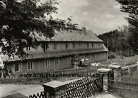Antonshöhe (Erzgebirge) Ferienheim VEB Kondensatorenwerk 1972 DDR Breitenbrunn