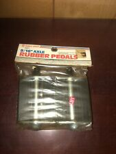 """Trike// bicycle grips sparkle red 5//8"""" NOS Royce Union"""