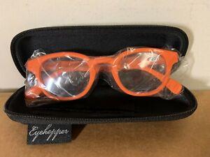 Eyekepper Stain Rainbow Reading Glasses (Orange, 2.00)