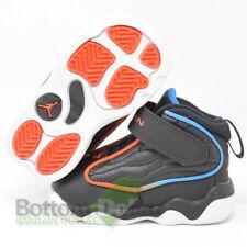 Jordan 407486-008 Pro Strong BT Toddler Shoes Black/ Team Orange-Photo Blue