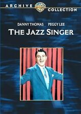THE JAZZ SINGER (1953 Danny Thomas, Peggy Lee) - Region Free DVD - Sealed
