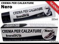 ds Crema Lucidante Per Scarpe Pelle Classiche Lucido Nero Calzature 30ml dfh