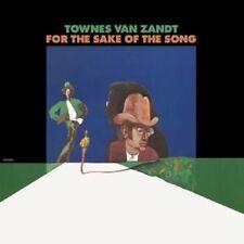 TOWNES VAN ZANDT - FOR THE SAKE OF THE SONG  VINYL LP NEUF