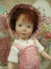 Heather Maciak #1 Edition Early Niada Full Porcelain Elizabeth Ann Doll Art Doll