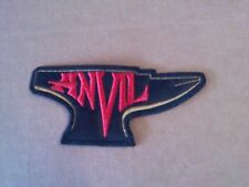 ANVIL,SEW ON EMBROIDERED PATCH