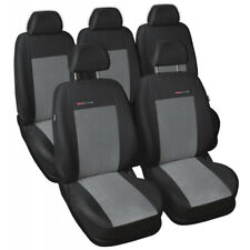Made to measure seat covers for Peugeot Partner II Tepee  2008 - 2018 (5 SEAT)