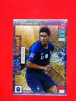 Carte Panini ADRENALYN XL road to euro 2020 TOP MASTER RAPHAEL VARANE France
