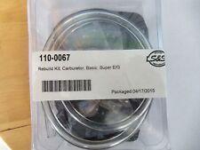 S&S SUPER E /G BASIC CARBuretor  REBUILD KIT
