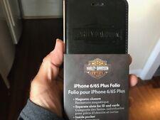 HARLEY-DAVIDSON® FOLIO PHONE CASE - IPHONE 6/6S Plus Folio