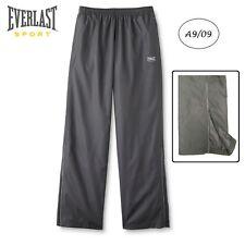 EVERLAST NEW Grey Training Zip Ankle Woven Pants Big Tall Men 2XL 44-46 L33 QCO