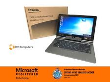 TOSHIBA PORTEGE Z10t-A 2 in 1 laptop i5-4210Y 4GB 256GB SSD stylus windows 10