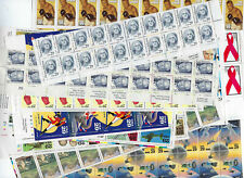 345 UNITED STATES 29c postage stamps unused all with gum MNH, Face Value $100.05