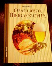 """Mascha Kauka """"Opas liebste Biergerichte"""" HC 1997"""