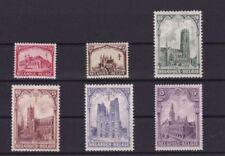 Belgium Cats Stamps