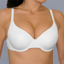 32B White VERY SEXY Seamless Underwire ADD 2 CUPS Sizes Push Up BRA