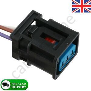 Left Ignition Coil Plug Fits Volvo C30 S40 V50 2005 - 2012 - 30731419, 31216444
