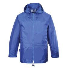 Abrigos y chaquetas de hombre azul cazadores de poliéster