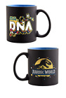 Universal Studios Jurassic World Dino Mr. DNA Ceramic Coffee Mug New