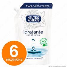 Neutro Roberts Sapone liquido Eco Ricarica Idratante 400ml