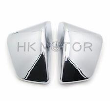 Battery Side Fairing Cover For Honda Shadow ACE750 VT400 1997-2003 Chrome