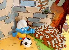 20035 Schtroumpf au foot  football smurf pitufo puffo puffi schtroumpfette raris