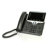 Cisco CP-8841 VoIP IP Color LCD Display PoE 5Line Desktop Video Phone CP-8841-K9