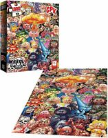 Garbage Pail Kids Kids 1000 Piece Jigsaw Puzzle NEW UNOPENED FREE SHIPPING