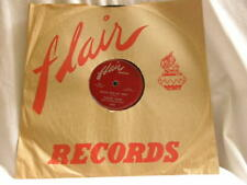 "ELMORE JAMES Strange Kinda Feeling / Please Find My Baby Flair 1022 10"" 78 rpm"