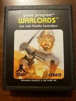 WARLORDS - ATARI - GAME ONLY - FREE S/H - (B18A)