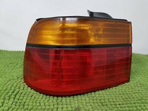 1990-1991 Honda Accord Driver's Tail Light OEM left Coupe Sedan CB7 brake lamp