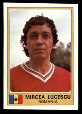 Panini Euro Football 77 - Mircea lucescu Romania No. 251