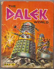 RARE: The Dalek World, published 1965. Doctor Who