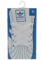 Adidas Originals Fat Shoe Laces Superstar  Shell Toe Trainers Size M 150Cm New