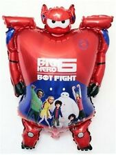 Baymax (red) foil balloon (73cm*53cm) birthday decoration **AU Seller!