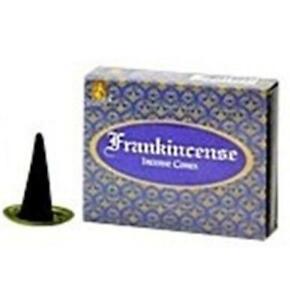 Two 10-Cone Boxes of Kamini's FRANKINCENSE Incense Cones!