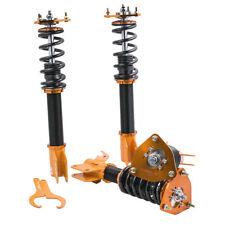 Kit Amortiguador Muelle Ajustable Coilover para Subaru Impreza WRX STI 02-07 GDB