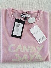 Bella Freud Candy Says Cashmere Jumper Sz M NEW RRP £380