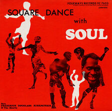 Frederick Douglass K - Square Dance with Soul [New CD]
