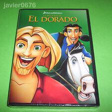 LA RUTA HACIA EL DORADO DVD NUEVO Y PRECINTADO DREAMWORKS