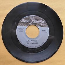 Funk/Soul 45 -The INDENTITIES When Love Slips Away /Hey Brother HOUSE OF THE FOX