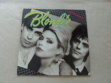 Blondie Eat to the Beat LP 1979 Chrysalis # CHE1225 U.S. Pressing Debby Harry