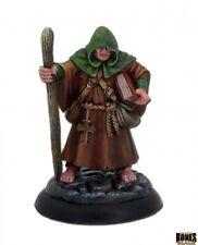 Reaper Miniatures - 44007 - BROTHER HAMMOND, TRAVELING MONK - Bones Black