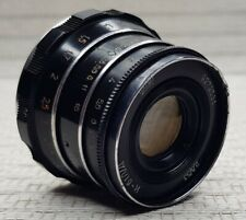 Lens INDUSTAR (И) I-61 L/D 2.8/53mm Leica screw M39 Zorki FED RF Made in USSR