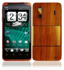 Skinomi Light Wood Phone Skin+LCD Guard for HTC EVO Design 4G Boost Mobile Ver.