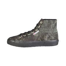Superga Sneakers altas S009zn0 2795 A46 Militaryflower es 36
