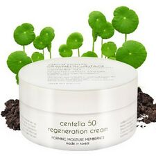 GRAYMELIN Centella 50 Regeneration Cream, 200mL/ Centella Asiatica Calming Cream