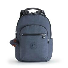 Kipling Small Backpack SEOUL GO S Tablet Protection TRUE JEANS  RRP £79