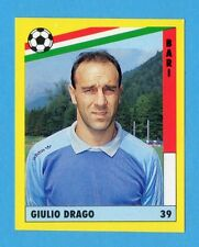 VALLARDI-GRANDE CALCIO '91-Figurina n.39- DRAGO - BARI -NEW